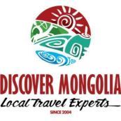 Discover Mongolia Travel Logo